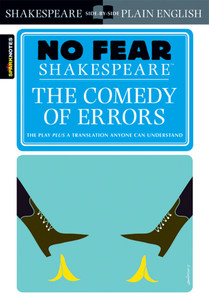 The Comedy of Errors (No Fear Shakespeare):  - ISBN: 9781411404373