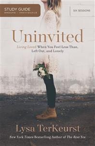 Uninvited Study Guide - ISBN: 9781400206001