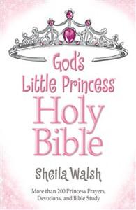 God's Little Princess Bible - ISBN: 9780529109002