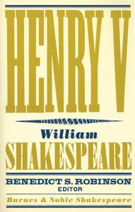 Henry V (Barnes & Noble Shakespeare):  - ISBN: 9781411499966
