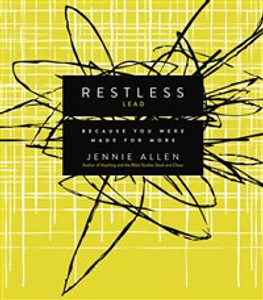 Restless Leader's Guide - ISBN: 9780849922831