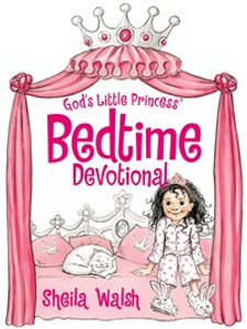 God's Little Princess Bedtime Devotional - ISBN: 9781400322930