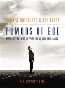 Rumors of God Participant's Guide - ISBN: 9781401675325