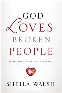 God Loves Broken People - ISBN: 9781400202454