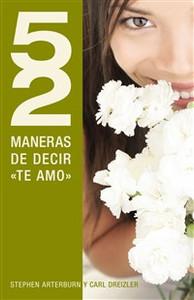 52 maneras de decir 'te amo' - ISBN: 9781602556348