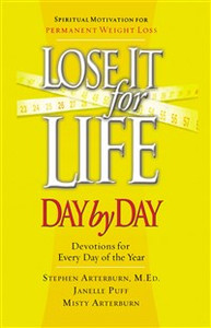 Lose It for Life Day by Day Devotional - ISBN: 9780785298366