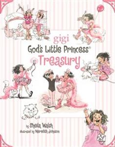 A God's Little Princess Treasury - ISBN: 9781400314720