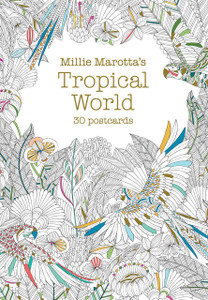 Millie Marotta's Tropical World (Postcard Book): 30 postcards - ISBN: 9781454709800