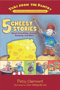5 Cheesy Stories - ISBN: 9781400310425
