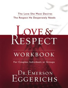 Love and   Respect Workbook - ISBN: 9781591453482