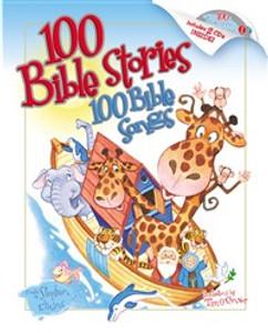 100 Bible Stories, 100 Bible Songs - ISBN: 9781591452393