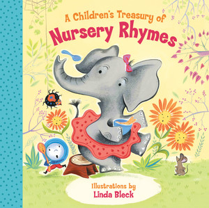 A Children's Treasury of Nursery Rhymes:  - ISBN: 9781454913597