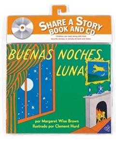 Buenas noches, Luna libro y CD - ISBN: 9780061459306