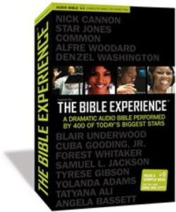 Inspired By . . . The Bible Experience: The Complete Bible, Audio CD - ISBN: 9780310926306
