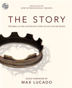 NIV, The Story, Audio CD - ISBN: 9780310421771