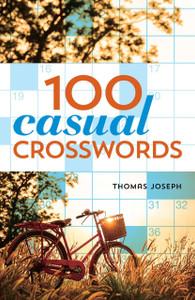 100 Casual Crosswords:  - ISBN: 9781454917892