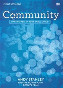 Community Video Study - ISBN: 9780310816270