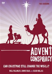 Advent Conspiracy - ISBN: 9780310324423
