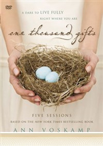 One Thousand Gifts Video Study - ISBN: 9780310684398