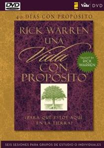 40 días con propósito - DVD - ISBN: 9780829756029
