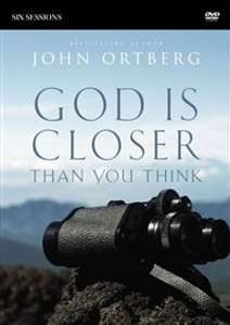 God Is Closer Than You Think Video Study - ISBN: 9780310823407