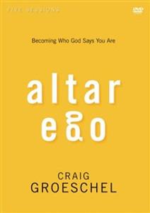 Altar Ego Video Study - ISBN: 9780310894933