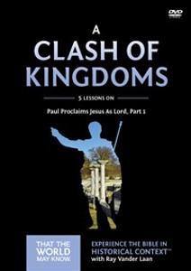 A Clash of Kingdoms Video Study - ISBN: 9780310085751