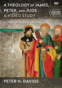 Theology of James, Peter, and Jude, A Video Study - ISBN: 9780310535546