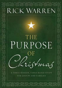 The Purpose of Christmas - ISBN: 9780310318545