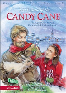 The Legend of the Candy Cane - ISBN: 9780310702764