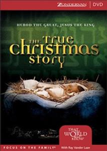 The True Christmas Story - ISBN: 9780310242390