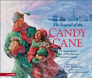 The Legend of the Candy Cane - ISBN: 9780310212478