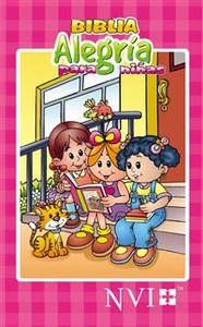 Biblia Alegría- NVI - ISBN: 9781563207297