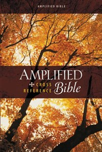 Amplified Cross-Reference Bible, Hardcover - ISBN: 9780310432333