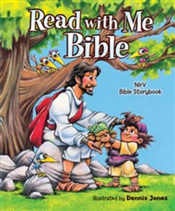 Read with Me Bible, NIrV - ISBN: 9780310920083