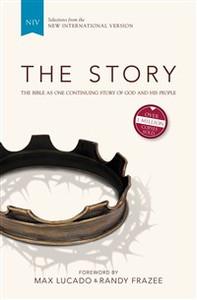 NIV, The Story, Hardcover - ISBN: 9780310950974