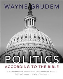 Politics - According to the Bible - ISBN: 9780310330295