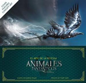 El arte de la película de Animales fantásticos y dónde encontrarlos - ISBN: 9780718087142