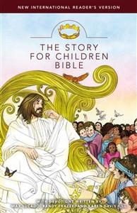 NIrV, The Story for Children Bible, Hardcover - ISBN: 9780310744054