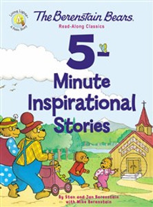 The Berenstain Bears 5-Minute Inspirational Stories - ISBN: 9780310760801