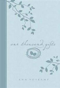 One Thousand Gifts - ISBN: 9780310334859