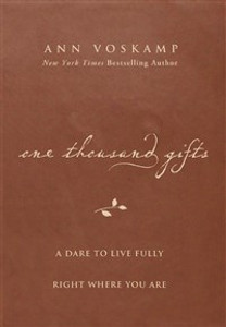 One Thousand Gifts - ISBN: 9780310343639