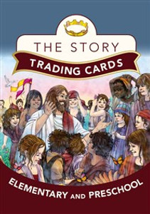 The Story Trading Cards: For Elementary and Preschool - ISBN: 9780310086956