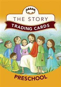 The Story Trading Cards: For Preschool - ISBN: 9780310720256