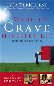 Made to Crave Ministry Kit - ISBN: 9780310687504