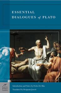 Essential Dialogues of Plato (Barnes & Noble Classics Series):  - ISBN: 9781593082697