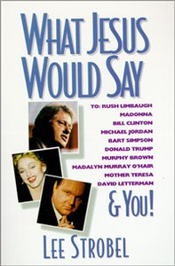 What Jesus Would Say - ISBN: 9780310485117
