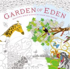Garden of Eden Coloring Book - ISBN: 9780310759751