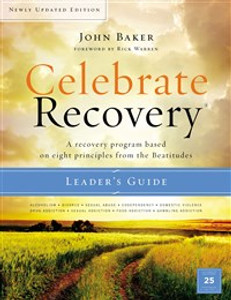 Celebrate Recovery Updated Leader's Guide - ISBN: 9780310082422