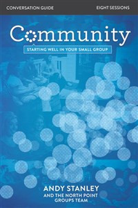 Community Conversation Guide - ISBN: 9780310816263